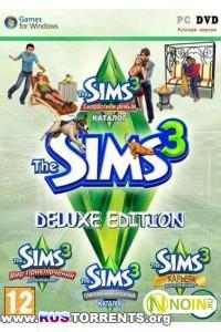 The Sims 3: Deluxe Edition [Build 10.0 aka Into the Future] | PC | RePack от R.G. Catalyst