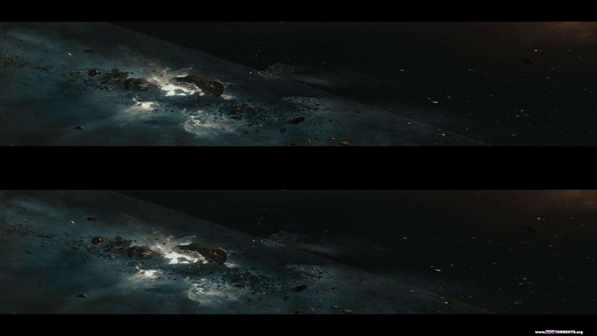 Человек из стали | BDRip 1080p | 3D-Video | halfOU | Лицензия