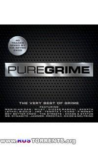 VA - Pure Grime - The Very Best of Grime (2CD) | MP3