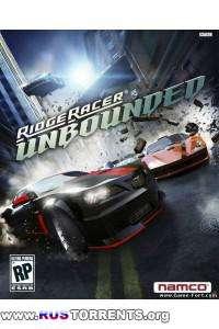 Ridge Racer Unbounded [Лицензия, RUS, 2012]