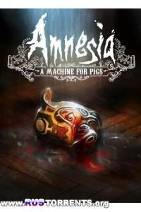 Amnesia: A Machine for Pigs | Лицензия