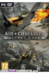 Air Conflicts: Secret Wars (RUS/ENG) [RePack]