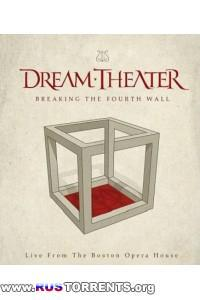 Dream Theater - Breaking The Fourth Wall | BDRip 720p