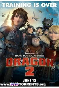 Как приручить дракона 2 | BDRip 720p | Лицензия