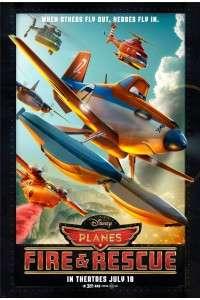 Самолеты: Огонь и вода | BDRip | Лицензия