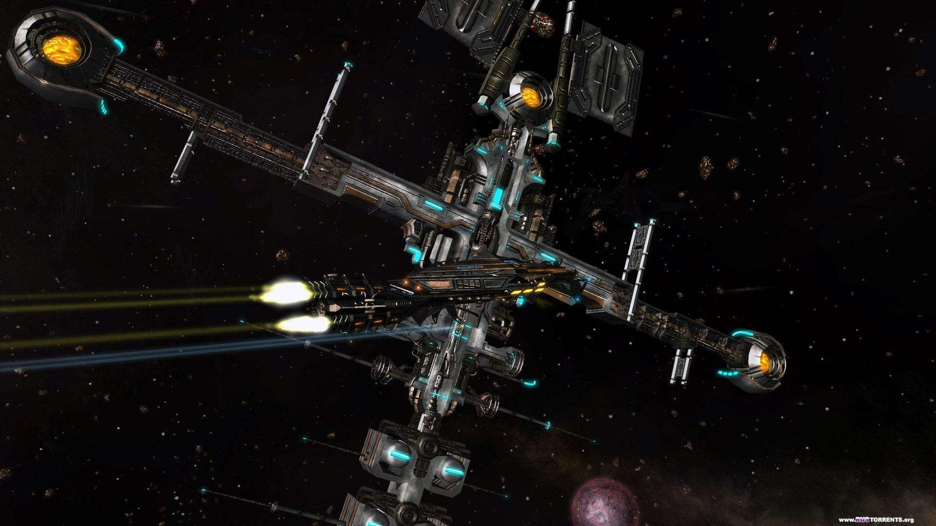 Starpoint Gemini 2 [v 1.9 + 3 DLC] | PC | RePack от R.G. Механики