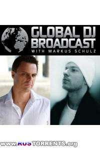 Markus Schulz - Global DJ Broadcast - guest Arnej