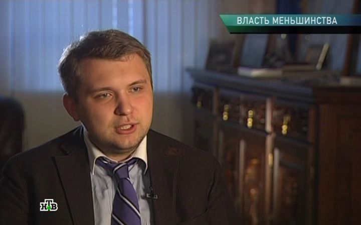 Профессия - репортер. Власть меньшинства [01.11.2014] | SATRip