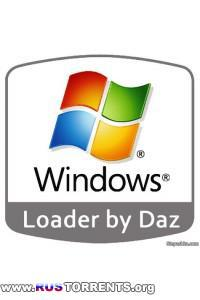 Windows 7 Loader 1.6.9 by Daz (x86 & x64)