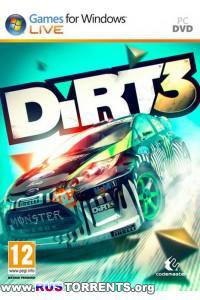 Colin McRae: DiRT 3 | RePack