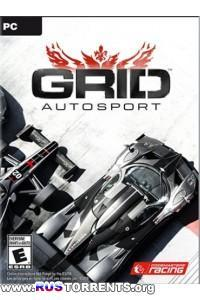 GRID Autosport - Black Edition [v 1.0.103.1840 + 11 DLC] | PC | RePack от R.G. Catalyst