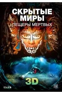Скрытые миры: Пещеры мертвых 3D | BDRip 1080p | 60 fps | 3D-Video | HSBS | L1