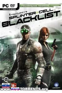 Tom Clancy's Splinter Cell: Blacklist - Deluxe Edition | PC | RePack от R.G. Механики