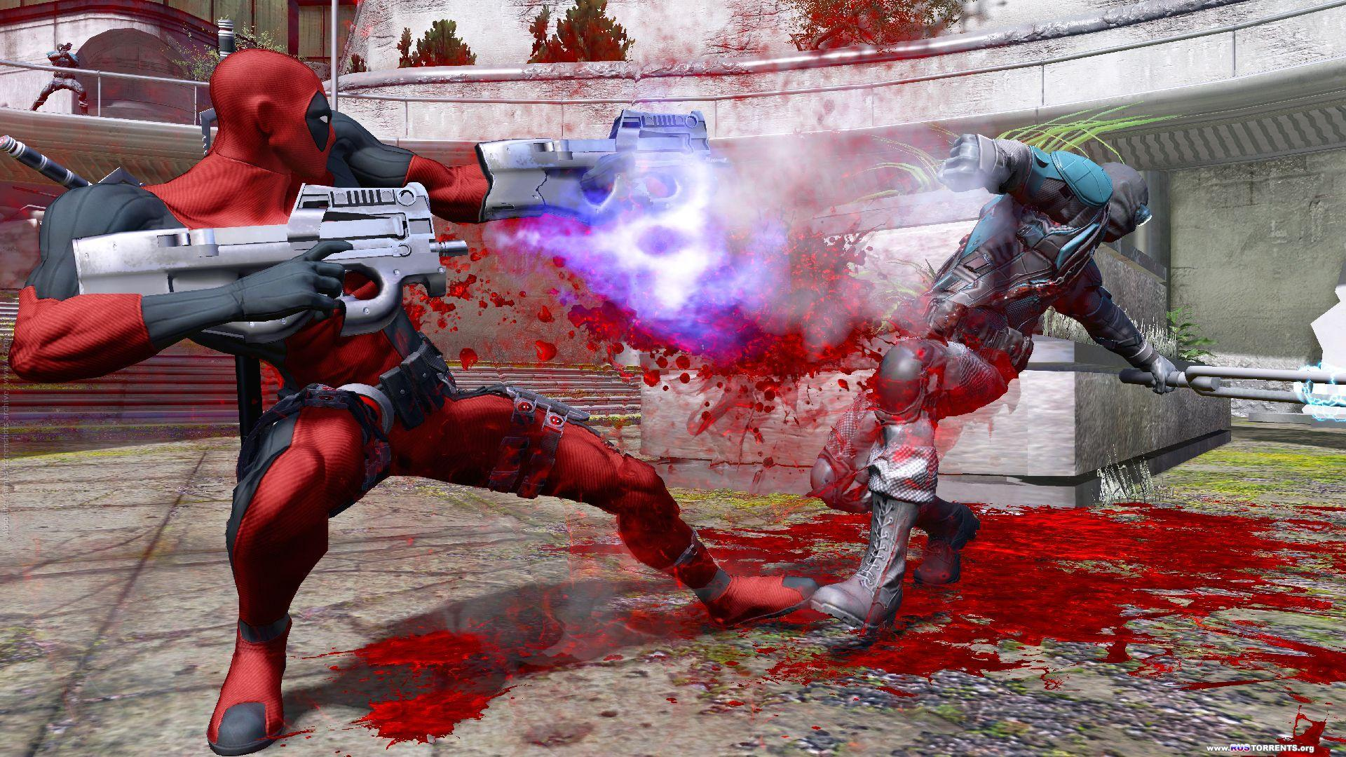 Deadpool [+ 1 DLC] | Steam-Rip от R.G. GameWorks