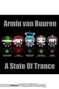 Armin van Buuren - A State Of Trance Episode 500 (Pre-Party)