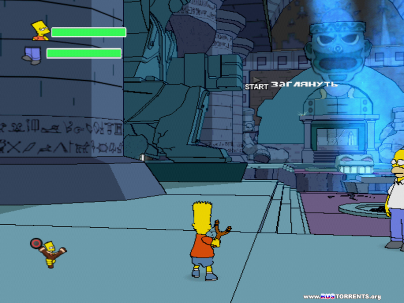 The Simpsons Game | PC | RePack