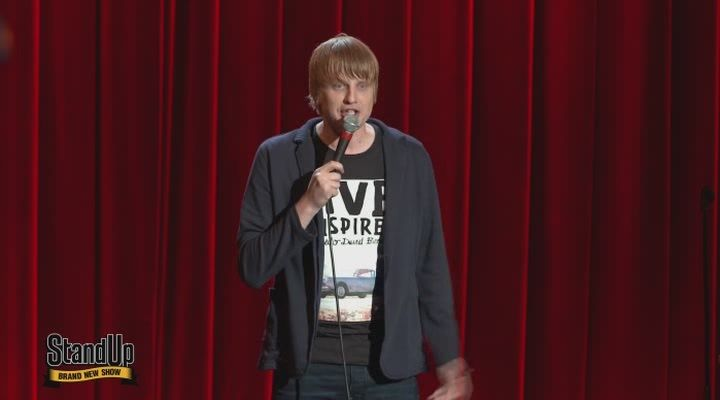 Stand Up [40] | WEB-DLRip