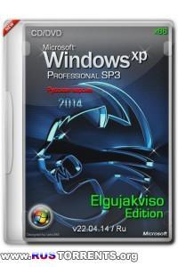 Windows XP Pro SP3 x86 (CD/DVD) Elgujakviso Edition (v22.04.14)