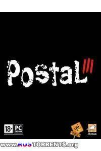 Postal 3 | PC | Repack R.G. Games
