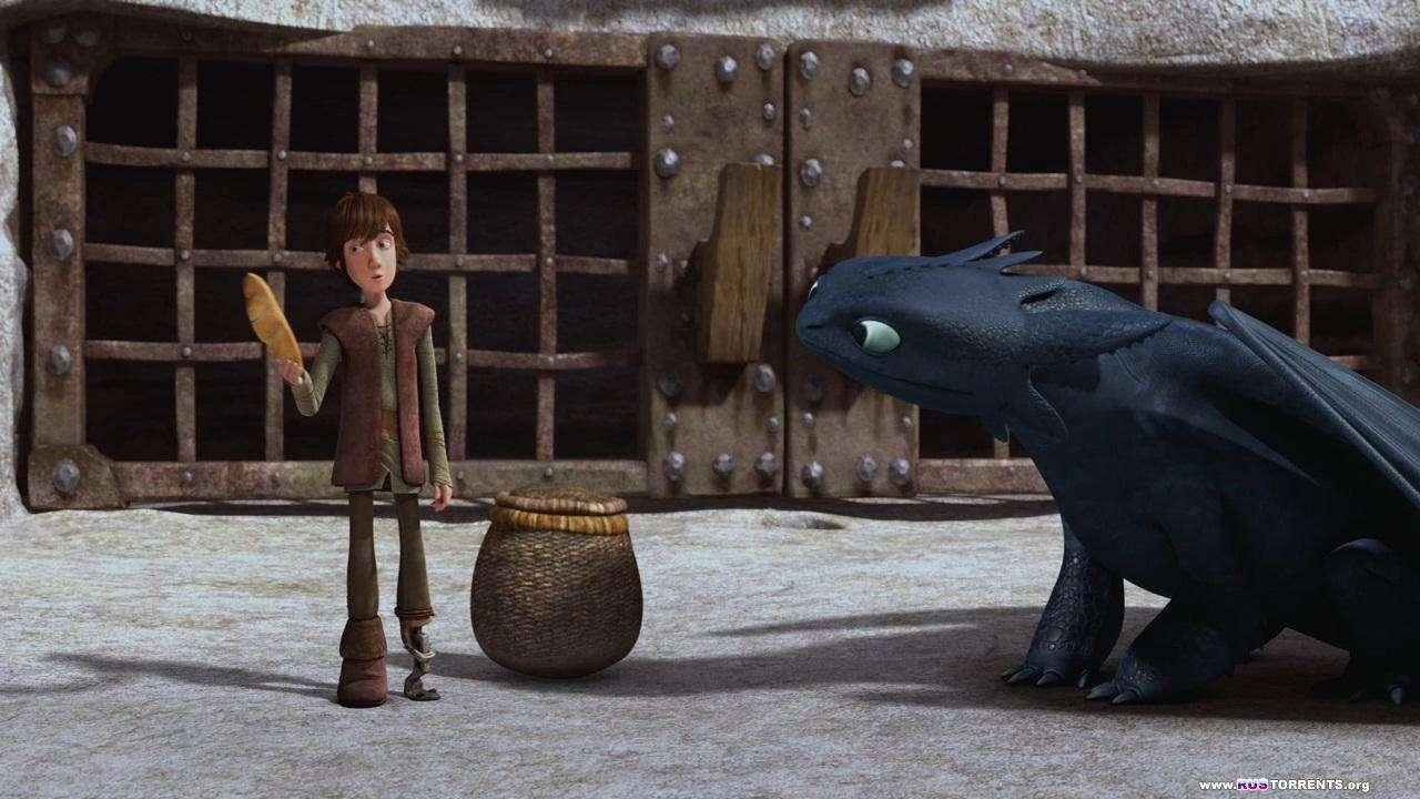 Драконы и всадники Олуха [S01] | WEB-DL 720p | Невафильм