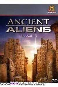 Древние пришельцы [S07x01-05] | HDTVRip | D
