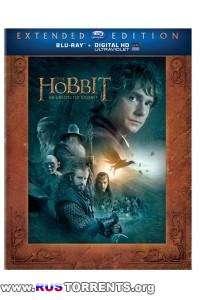 Хоббит: Нежданное путешествие | BDRip 720p  | Лицензия | Extended Edition