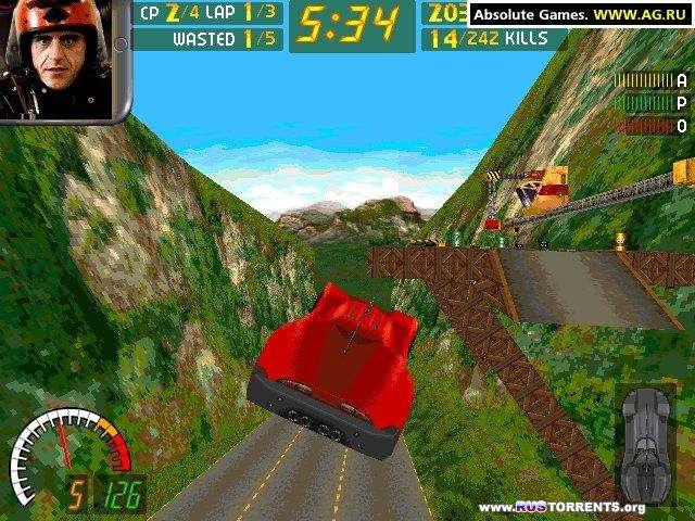 Carmageddon: Max Pack | PC | Лицензия