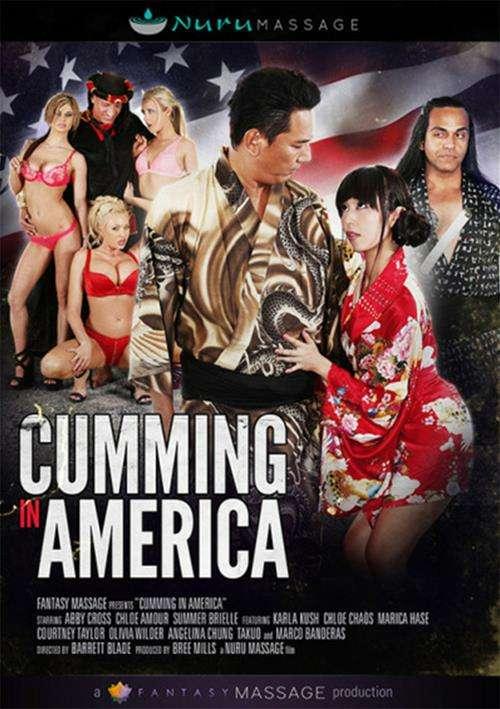 Камминг В Америке | Cumming In America