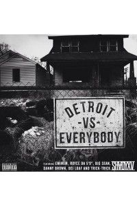 Eminem - Detroit Vs. Everybody | WEBRip 1080p