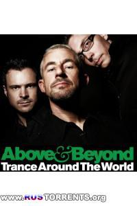 Above & Beyond - Trance Around The World 384 - guest Dash Berlin