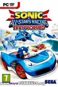 Sonic & All-Stars Racing Transformed | PC