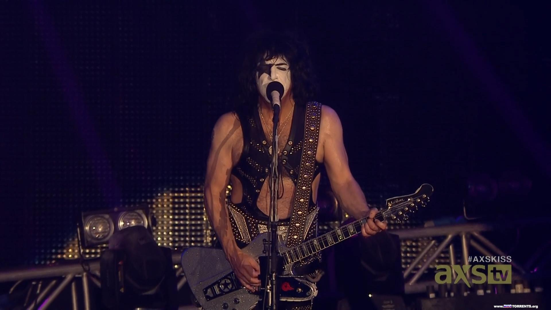 KISS: The Kiss Monster World Tour | HDTVRip 1080р