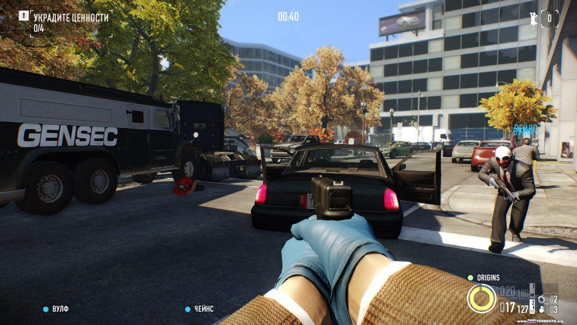 PayDay 2: Game of the Year Edition [v 1.37.1] | PC | RePack от R.G. Freedom