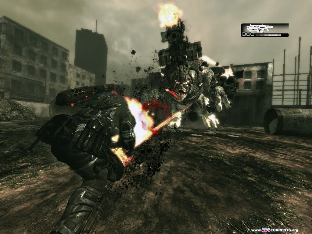 Gears of War (v.1.3) Lossless  RePack