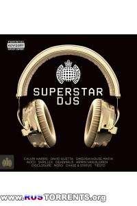 VA - Ministry Of Sound: Superstar DJs