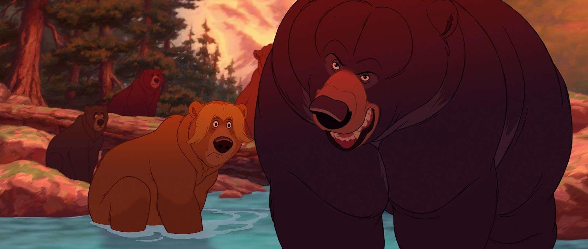 Братец медвежонок | BDRip 1080p
