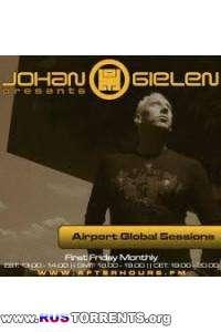 Johan Gielen - Global Sessions (April 2013) [05.04.2013]