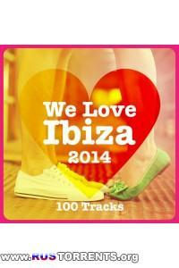 VA - We Love Ibiza 2014 - 100 Tracks | MP3