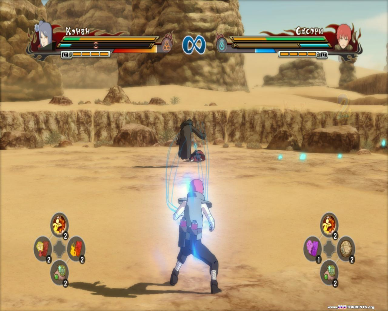 NARUTO SHIPPUDEN: Ultimate Ninja STORM Revolution | PC | RePack от R.G. Freedom