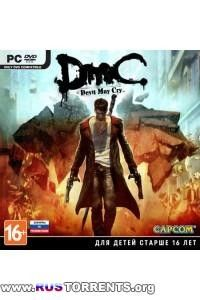 DmC: Devil May Cry | PC | RePack от R.G. Механики