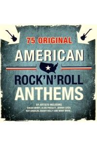 VA - American Rock 'N' Roll Anthems | MP3