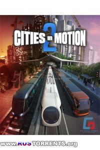 Cities in Motion 2: The Modern Days | RePack от Fenixx
