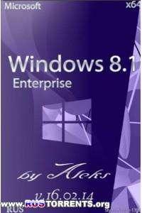 Windows 8.1 Enterprise x64 v.16.02.14 by Aleks RUS