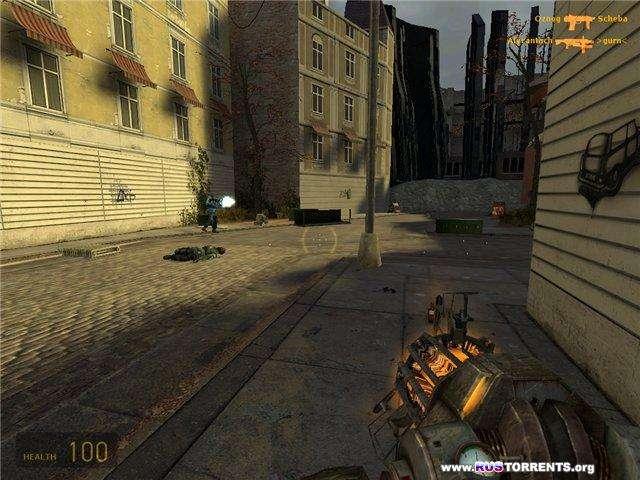 Half-Life 2 Deathmatch v1913431 + Автообновление + Многоязычный (No-Steam)