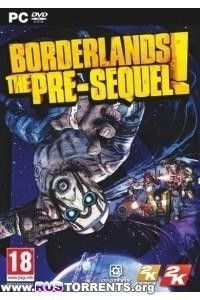 Borderlands: The Pre-Sequel [v 1.0.4 + 5 DLC] | PC | RePack от xatab