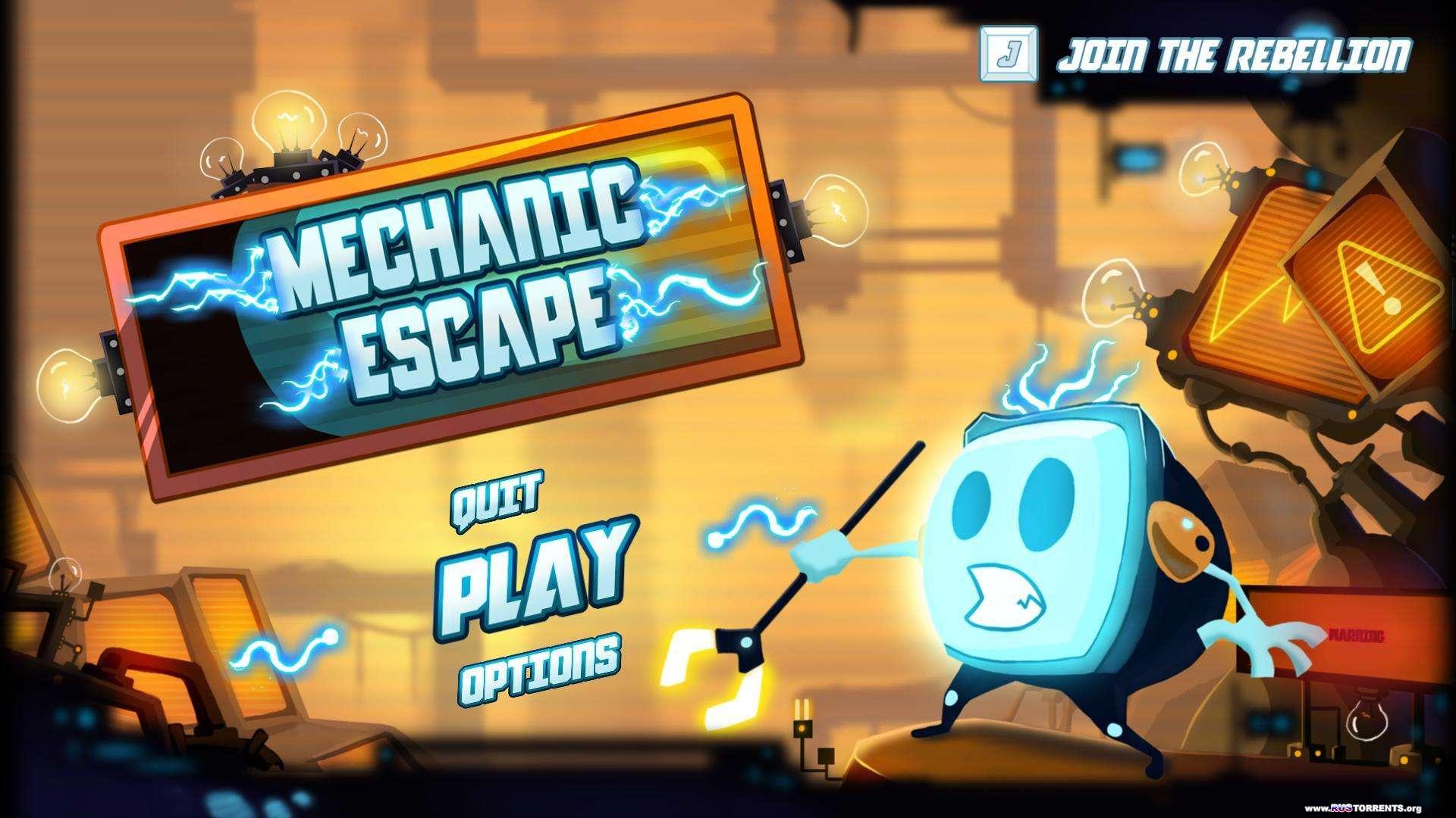 Mechanic Escape | PC | RePack от R.G. Механики