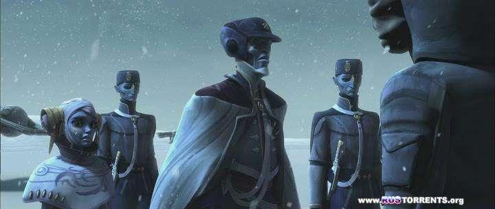 Звездные Войны: Войны Клонов [S01-04] | HDTVRip-WEB-DLRip | D Невафильм
