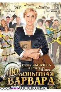 Любопытная Варвара [01 сезон: 01-08 серии из 08] | DVDRip | Лицензия