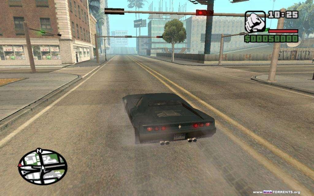 Grand Theft Auto: San Andreas - Полиция майами Отдел нравов| PC | RePack от SmartPack