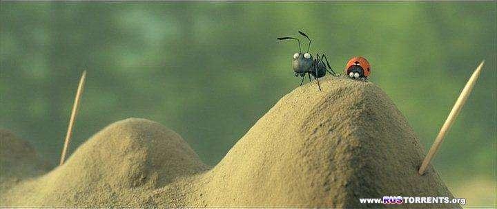 Букашки. Приключение в Долине муравьев | WEB-DLRip